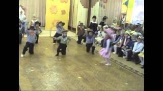 Ковбои по Суворовой(Танец ковбоев. Танцуют дети логопедической группы., 2012-11-28T17:09:14.000Z)
