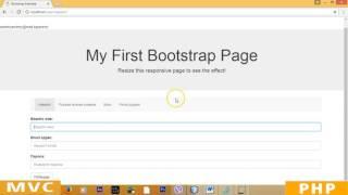 PHPСъздаване на MVC Урок 07Част 01 логин регистер с-ма, регистрация на потребители