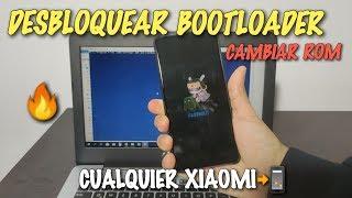 Xiaomi 🔥📲 Desbloquear BOOTLOADER e instalar ROM CUSTOMIZADA (cualquier MODELO)