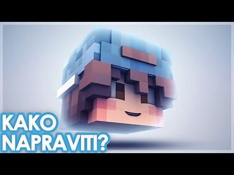 Kako napraviti FLOATING HEAD Avatar?