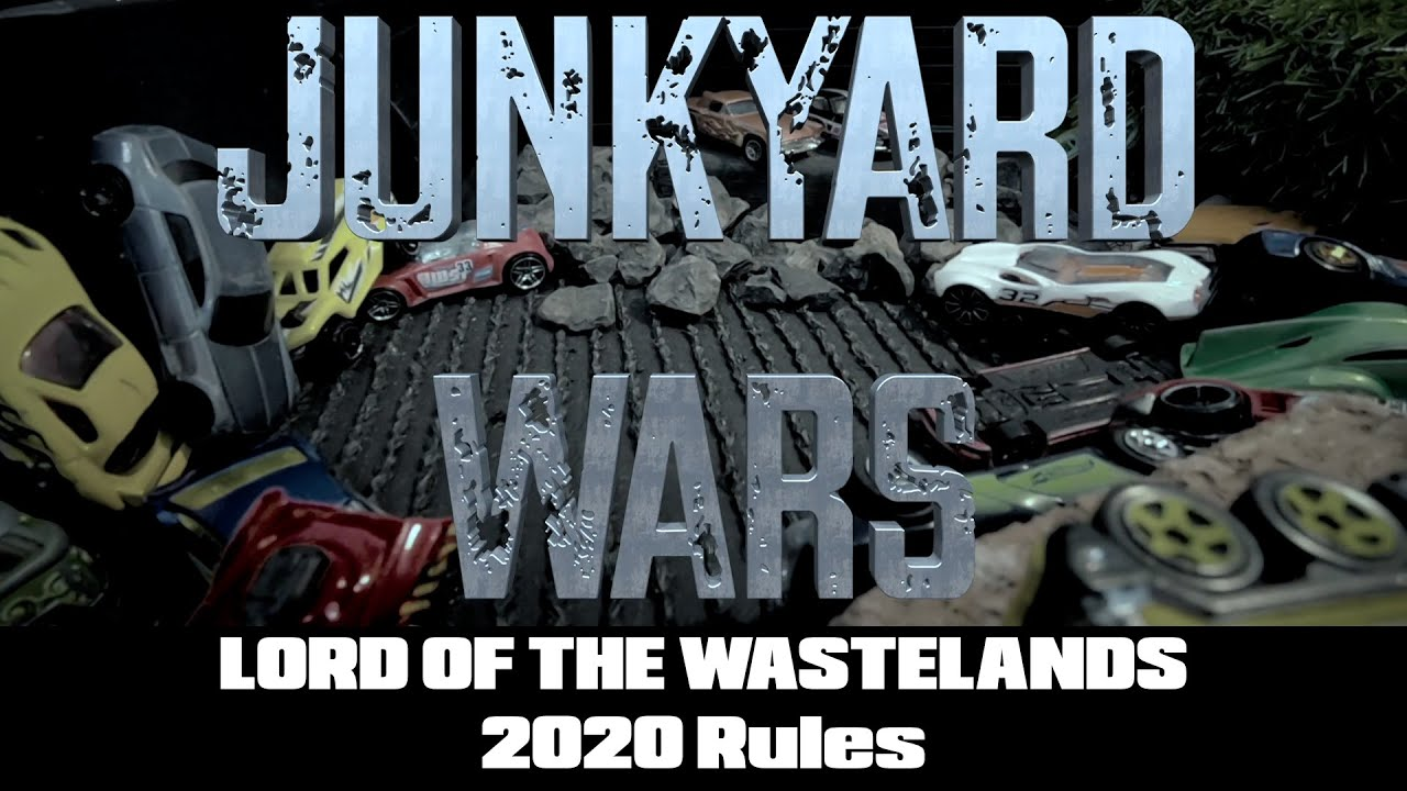 Download Junkyard Wars   LORD OF THE WASTELANDS 2020 Rules
