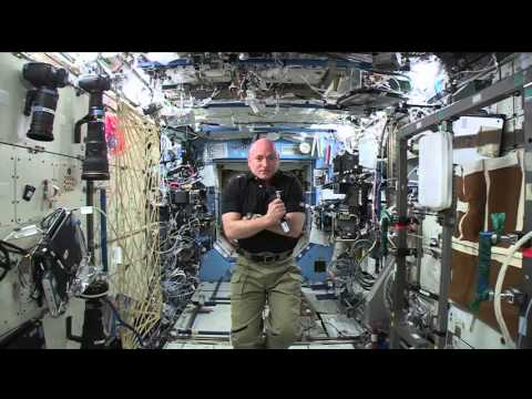 NASA Astronaut Scott Kelly Reflects on His Year in Space