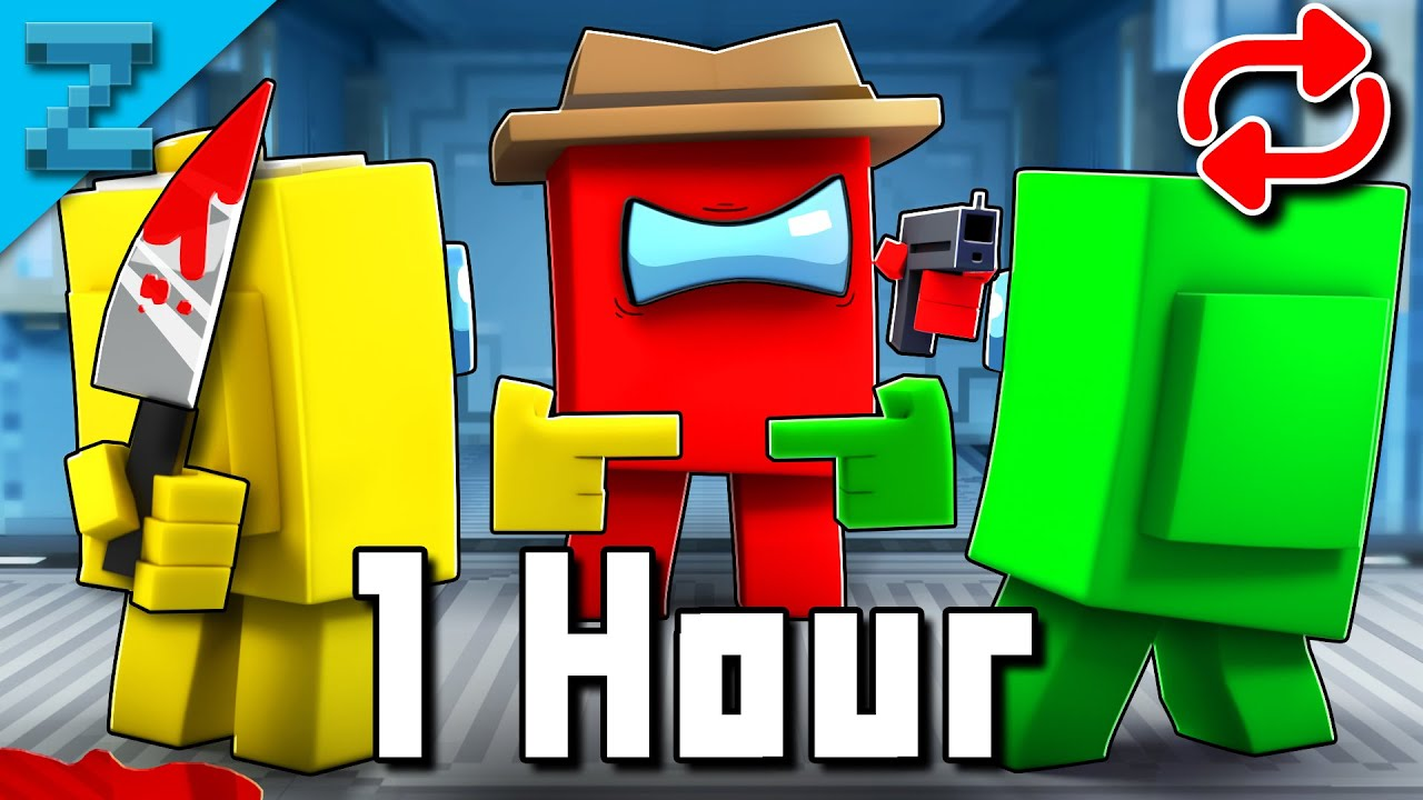 """AMONG US 🎵 1 HOUR 