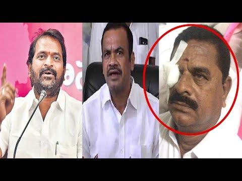 Srinivas Goud Fires On Komatireddy Throws Headphones | Telangana Assembly | Hyderabad | Bharat Today