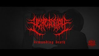 HERESSIAH - DEMANDING DEATH [OFFICIAL MUSIC VIDEO] (2020) SW EXCLUSIVE