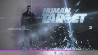 """ProSieben Trailer """"Human Target"""""""