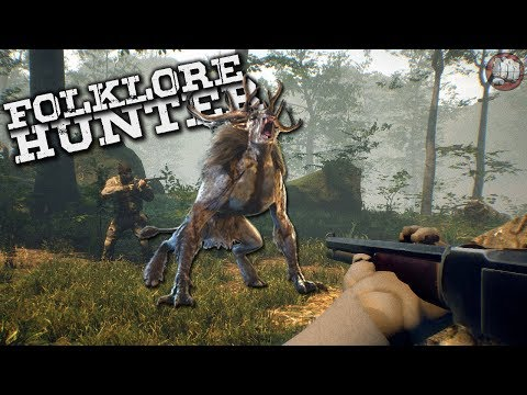 We Take Down The Wendigo | Folklore Hunter Multiplayer