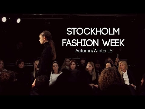 Stockholm Fashion Week AW15 | OBSESS Magazine |