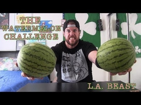 The Watermelon Challenge (Featuring L.A. BEAST)