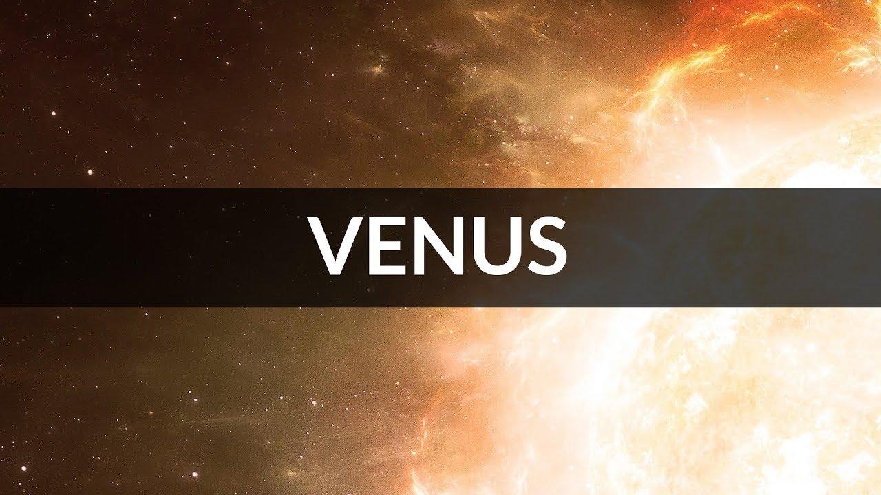Venus - Rummet og vores solsystem - Natur og teknologi på hovedet - NTPH