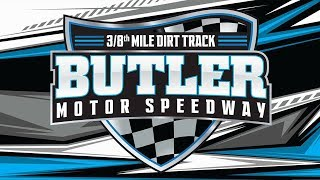 Butler Motor Speedway SOD Sprint Heat #1 6/22/19 (Sprints On Dirt)