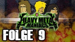 Heavy Metal Maniacs - Folge 9: Die Zeugen Blashyrkhs