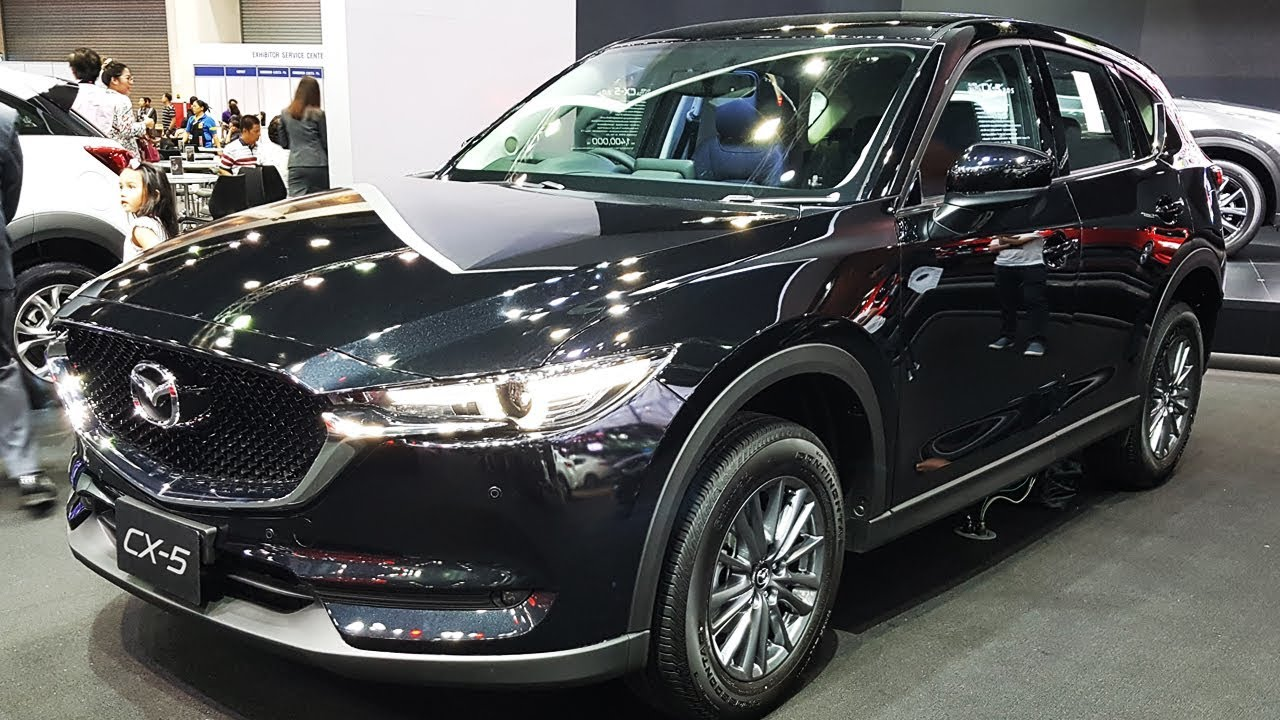 New Mazda Cx 5 รุ่น 2 0 S ราคา 1 400 000 บาท Youtube
