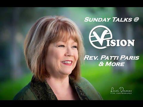 "VISIONCSL Rev Patti Paris - ""Work It"""
