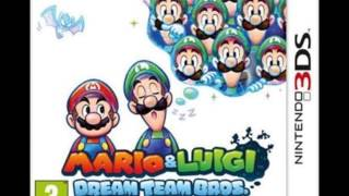 Pokemon Black and White 2 - Mario and Luigi Dream Team Bros. Boss Battle (Remix)