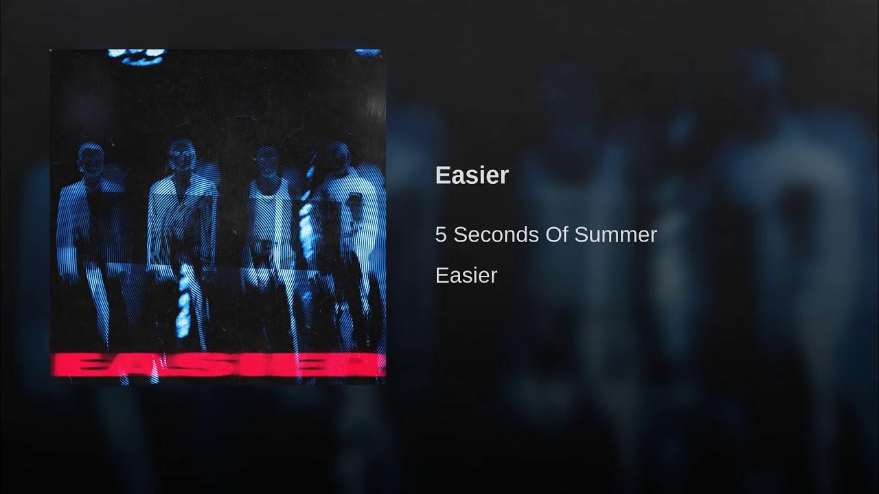 5 Seconds Of Summer - Easier (Audio) (5SOS)
