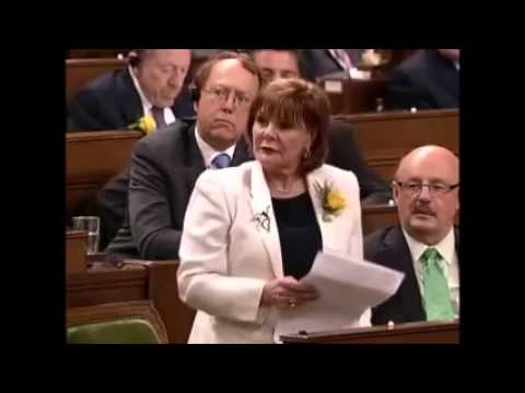 QP May 14   Irene Mathyssen on Veterans Affairs Twitter Budget