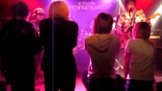 THE FREE'Z - Mrs.Mosqit - club mercury 2009.10.18