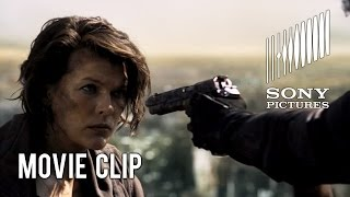 Resident Evil: The Final Chapter - Movie Clip #8