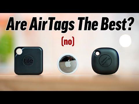 AirTags vs Tile vs SmartTags – Full Ultimate Comparison!