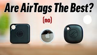 AirTags vs Tile vs SmartTags - Full Ultimate Comparison!