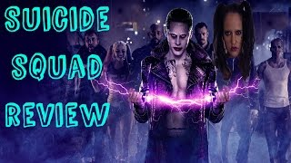 Suicide Squad Movie Review Spoiler Free