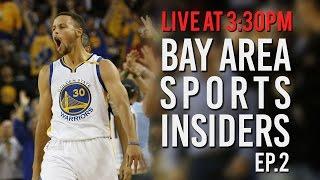 Warriors, Kerr, Durant, Curry: Bay Area Sports Insiders breaks it down thumbnail