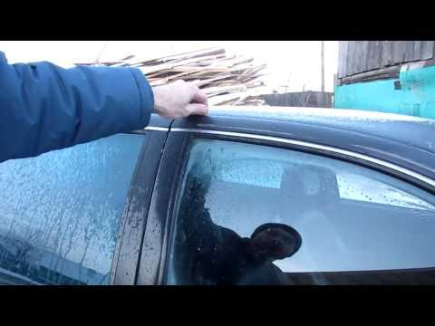 Как вскрыть машину без ключа