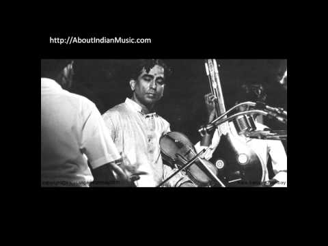 Lalgudi Jayaraman - Mokshamu Galada - Saramati - Thyagaraja