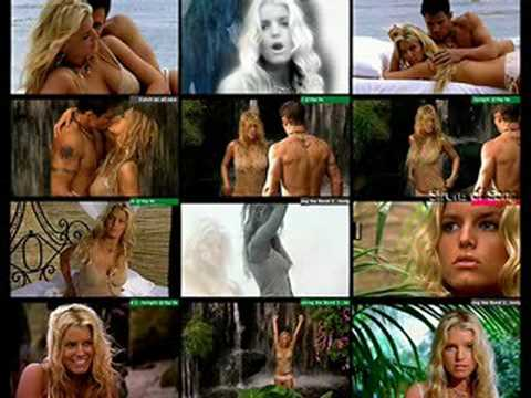 Naked jessica simpson in the dukes of hazzard ancensored