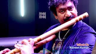 Bombay Theme I Flute Cover I Kalabhavan Chackochan I Tribute To Naveen Kumar