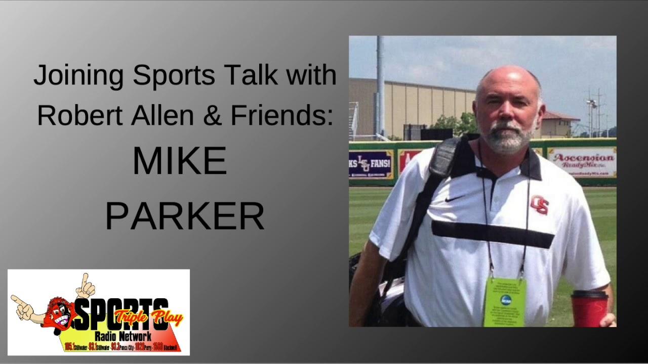 Robert Allen & Friends: Mike Parker