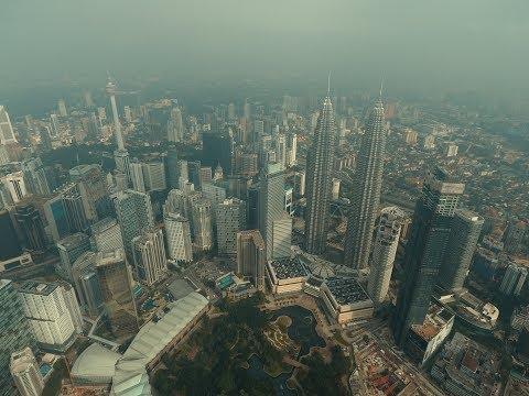 Malaysia - Kuala Lumpur l KLCC l KL Tower [4K]