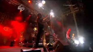 The Prodigy Live at V Festival [Spitfire, Firestarter] - #2/3