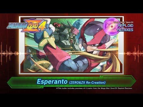Mega Man Zero/ZX Legacy Collection - Reploid Remixes