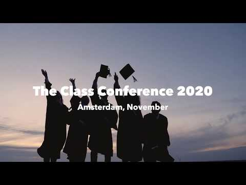 The Class Conference 2020 - Amsterdam