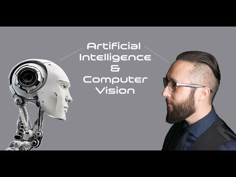 Artificial Intelligence & Computer Vision Key Trend for 2018