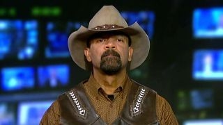 Sheriff Clarke tells conservatives to 'stand and fight'