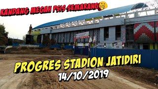 UPDATE, PEMBANGUNAN STADION JATIDIRI SEMARANG ‼️Part Blusukan Stadion
