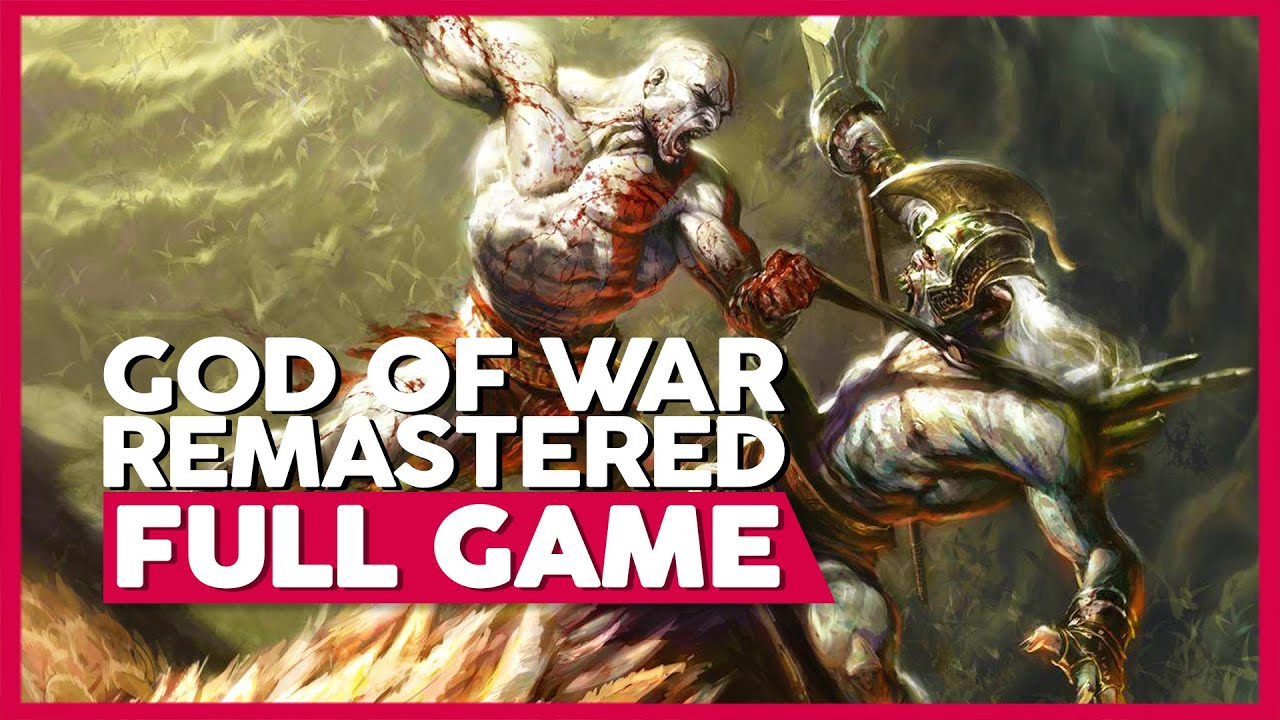 Download God Of War 1 | Full Game Playthrough | No Commentary [PS3 HD 60FPS]