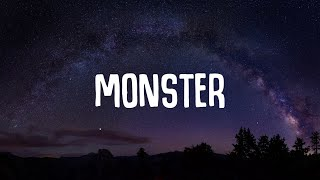 Shawn Mendes, Justin Bieber - Monster (Lyrics)