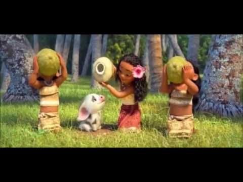 "Moana: ""Where you are"""