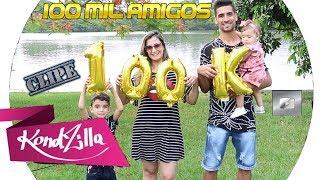 ♫ PARÓDIA - Get Your Cape On - MÚSICA ESPECIAL DE 100 MIL INSCRITOS!!! - Videoclipe