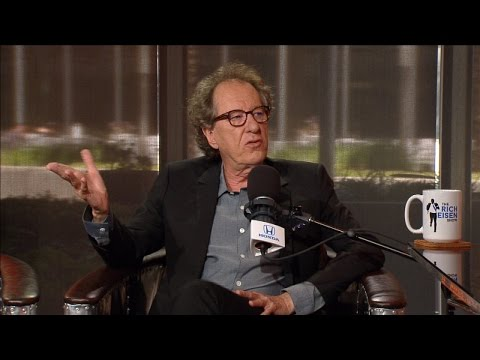"""Actor Geoffrey Rush """"Pirates of the Caribbean: Dead Men Tell No Tales"""" Joins The RE Show - 5/18/17"""
