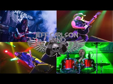 Jeff Carlson Band Live At The Whisky A Go Go 7/06/2019