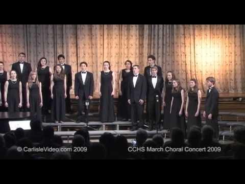 CCHS Chorus March 2009