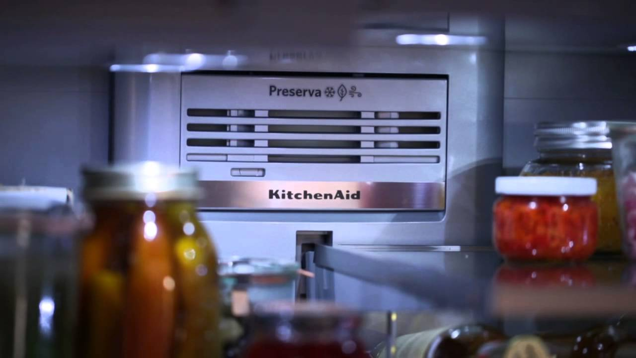 KitchenAid® FreshFlow Air Filter   YouTube Amazing Ideas