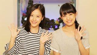 MCは、モーニング娘。'16小田さくらと、つばきファクトリー岸本ゆめの!...