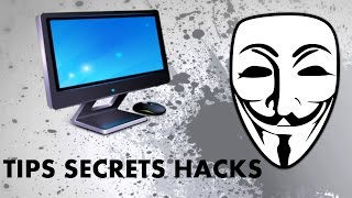 Computer tips , secrets and hack 2016
