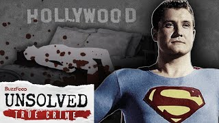 The Mysterious Death of George Reeves